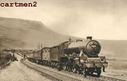 AISGILL WESTERN AUSTRALIA HAULING THAMES-FORTH RAILWAY TRAIN GARE LOCOMOTIVE ZUG BAHNHOF LOKOMOTIVE STATION ESTACION - Trains