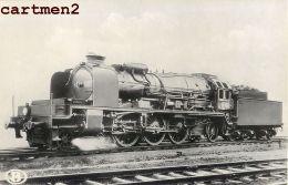 BELGIQUE PACIFIC TRAIN LOCOMOTIVE ZUG BAHNHOF LOKOMOTIVE STATION ESTACION TRENO - Treni