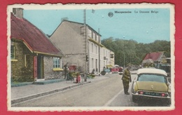 Macquenoise - La Douane Belge ... DS Citroën Contrôlée ... Carte Colorisée  ( Voir Verso ) - Momignies