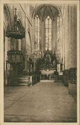 AK Deutsch-Piekar, Hochaltar Der Kreuzkirche, Um 1918 (15997) - Schlesien