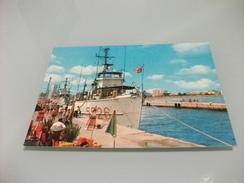 NAVE SHIP  GUERRA 5526  RIMINI PORTO CANALE EMILIA ROMAGNA - Warships