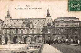 PARIS PONT ET GUICHETS DES SAINTS PERES - Arrondissement: 01