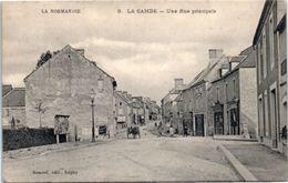 14 LA CAMBE - Une Rue Principale - France