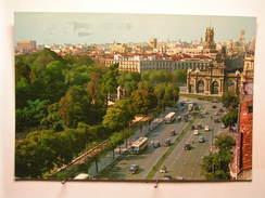 Madrid - La Rue D'Alcala - Madrid