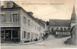 14 La Chapelle-Yvon - Maison Machetel - Other Municipalities