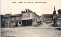 14 La Chapelle-Yvon - Carrefour De L'Eglise - Other Municipalities