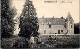 14 CESNY Bois HALBOUT - Le Château De Bossy - Other Municipalities