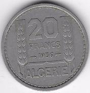 Algérie - 20 Francs 1956 - Algeria