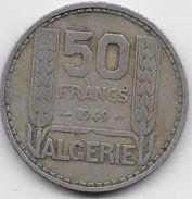 Algérie - 50 Francs 1949 - Algeria