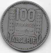 Algérie - 100 Francs 1950 - Algeria