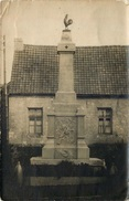 NORD PRESEAU  ( Carte Photo) Monument Aux Morts - Autres Communes