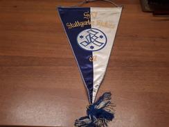 Old Sport Flags - FC Stuttgarter Kickers, 32 Cm - Habillement, Souvenirs & Autres