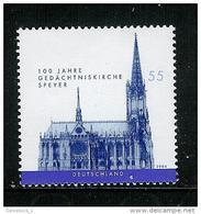Bund 2004:  Mi.-Nr. 2415, Gedächtniskirche Speyer    ** - BRD