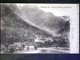 LOMBARDIA -SONDRIO -VAL MASINO -F.P. LOTTO N°597 - Sondrio