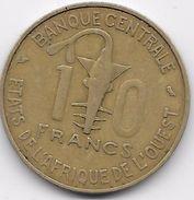 B.C.A. 10 Franc 1969 - Münzen