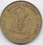 B.C.A. 10 Franc 1980 - Monnaies