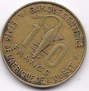 B.C.A. 10 Franc 1974 - Münzen