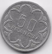 B.C.A. 50 Francs 1976 - Münzen