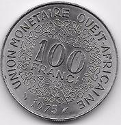 B.C.A. 100 Francs 1975 - Münzen