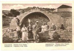 CPA N°9315 - LOT DE 3 CARTES DE NAZARETH - Palestine
