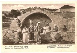 CPA N°9315 - LOT DE 3 CARTES DE NAZARETH - Palestina