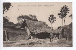 SENEGAL - VILLAGE DIOLA - Senegal