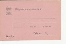 VIELE AUSTRIA - ÖSTERREICH - AUTRICHE - Feldpost - Postkarte - Carte Postale - Post Card - Intero Postale- Entier - Nuovi