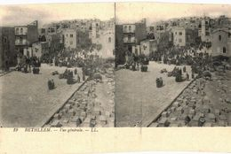CPA N°9317 - LOT DE 5 CARTES DE BETHLEHEM - VUE GENERALE - Palestine