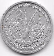 Cameroun - 2 Francs 1948 - Cameroun