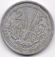 Cameroun - 2 Francs 1948 - Cameroon