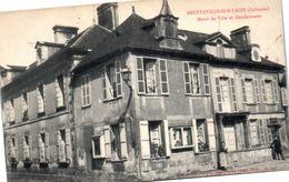 14 BRETTEVILLE Sur LAIZE : Hôtel De Ville Et Gendarmerie - Andere Gemeenten