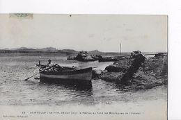 83 / SAINT AYGULF -- Le Port , Départ Pour La Pêche - Saint-Aygulf