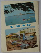 771- Cartolina Croazia Umag Umago Vedute - Croatie
