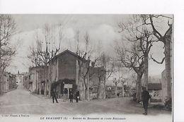 83 / LE BEAUSSET / ENTREE DE BEAUSSET ET ROUTE NATIONALE / N 6 - Le Beausset