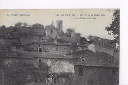 83 / LE LUC / UN COIN DE LA VIEILLE VILLE / RARE - Le Luc