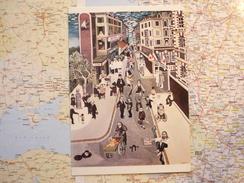 """M.Doytier """"un Jour, Une Rue"""" - Peintures & Tableaux"""