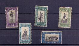 ERITREA  Soggetti Africani 5  Valori  018 - Eritrea