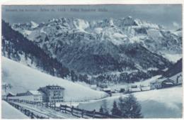 Selva In Val Gardena- Pensione Stella   Viaggiata 1933  G257 - Italia