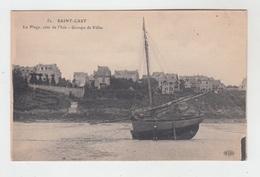 22 - SAINT CAST / LA PLAGE Côté De L'ISLE - GROUPE De VILLAS - Saint-Cast-le-Guildo