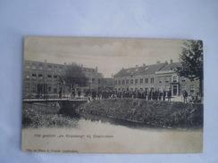 "Doetinchem  // Gesticht "" De Kruisberg"" Geanimeerd Ca 1900 Uitg. Velsink - Doetinchem"