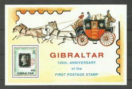 Gibraltar Bloc N°14 Neuf** - Gibraltar