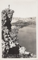 Etats-Unis - Pinnacles Of Garfiel Peak -  Crater Lake In National Park - Sports Escalade - Etats-Unis
