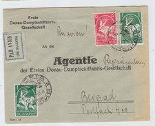 Bulgaria/Yugoslavia AIRMAIL COVER 1934 - Airmail