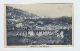 ARPINO (FROSINONE) CORSO TULLIANO - VIAGGIATA 1936 - ITALY POSTCARD - Frosinone