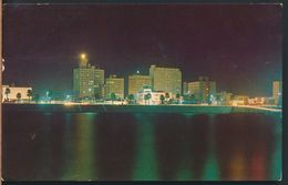 °°° 7845 - TX - CORPUS CHRISTI BAY - 1960 With Stamps °°° - Corpus Christi
