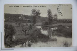 Old Postcard France - Chaumont - St. Aignan Et Vallee De La Marne - Posted 1910 - Chaumont