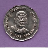 INDIA - 2 Rupia 1998 KM296 - India