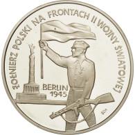 Pologne, 10 Zlotych, 1995, FDC, Argent, KM:287 - Poland