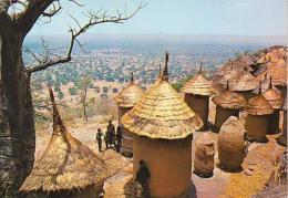 Haute Volta       H2        Beauté Du Paysage Que Contemplent Les Habitants De NANSOGONI ( Burkina Faso ) - Burkina Faso