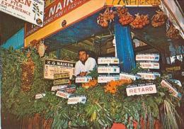 Ile Maurice        H22        Port Louis.Le Marché.L'Herboriste - Mauritius